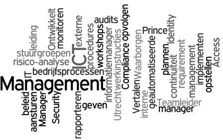 Vacature ICT Manager